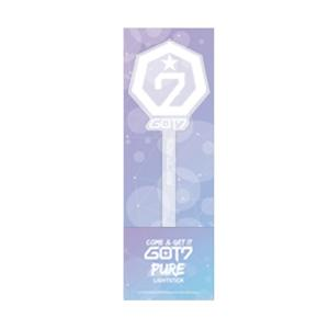 갓세븐 (GOT7) - 공식야광봉[1st Official Goods Pure ]