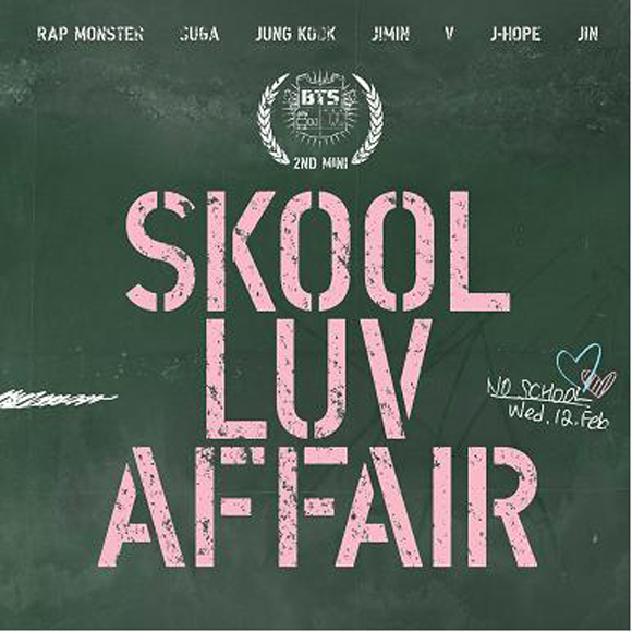 BTS - Mini Album Vol. 2 [Skool Luv Affair]
