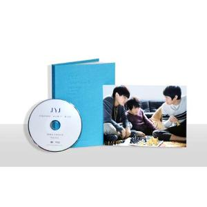 [DVD] JYJ 3hree voicesⅡ Photo Book + DVD