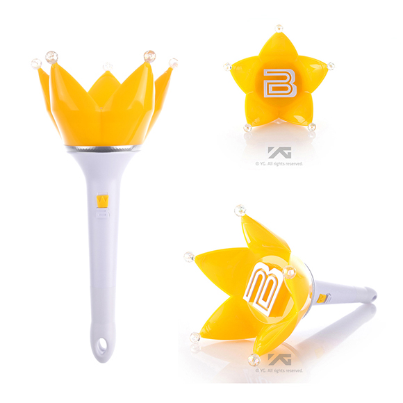 Big Bang - OFFICIAL LIGHT STICK Ver.4 (White)
