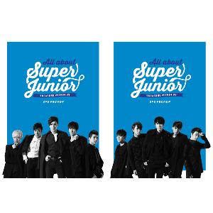 [노반] [포토북]슈퍼 주니어 - All About Super Junior [TREASURE WITHIN US] DVD PREVIEW