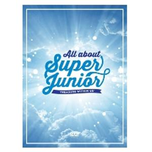 [DVD] 슈퍼 주니어 - All About Super Junior [TREASURE WITHIN US]