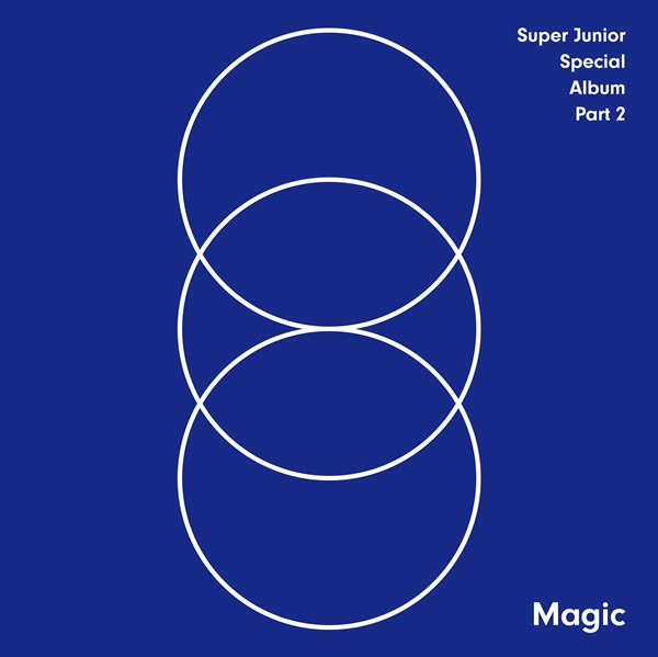 Super Junior Special Album Part.2 [MAGIC]