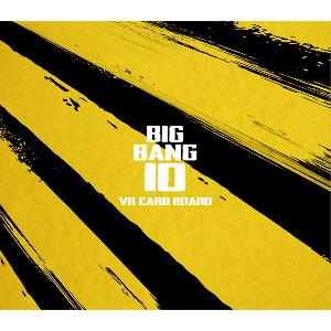 빅뱅 - VR 카드보드 [BIGBANG10 THE EXHIBITION: A TO Z] (10,000 한정)