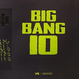 빅뱅 - BIGBANG10 THE VINYL LP (한정판)