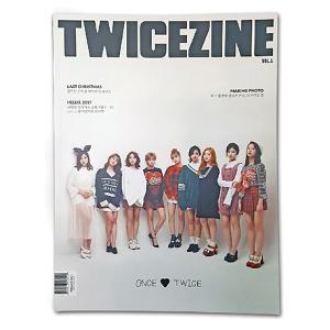 [포토북] 트와이스 - TWICEZINE Vol.1 [TWICEcoaster : LANE 2]