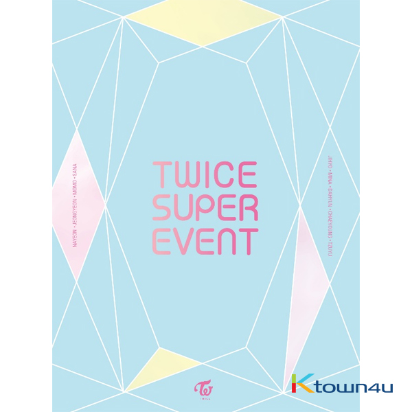 [DVD] 트와이스 - TWICE SUPER EVENT DVD