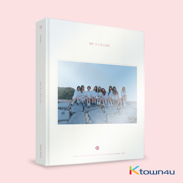 [포토북] 트와이스 - TWICE 1ST PHOTOBOOK ONE IN A MILLION