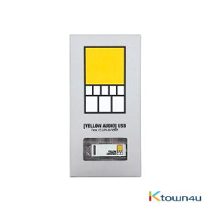 [20th] 젝스키스 - YELLOW AUDIO USB From.YELLOW UNIVERSE