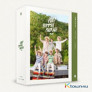 [Photobook&DVD] 방탄소년단 (BTS) - 2017 BTS SUMMER PACKAGE VOL.3