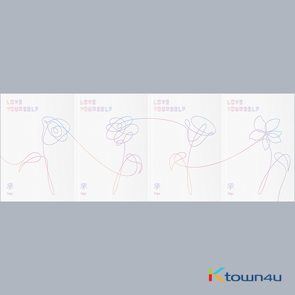 BTS - Mini Album Vol.5 [LOVE YOURSELF 承 Her]