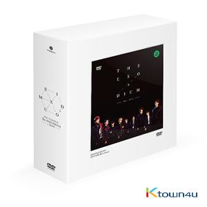 [DVD] 엑소 - EXO PLANET #3 -The EXO'rDIUM IN SEOUL LIVE