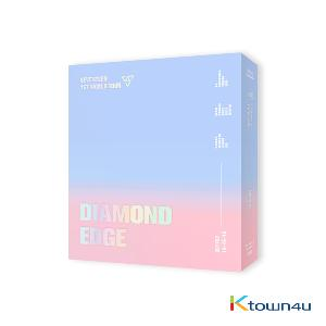 [DVD] 세븐틴 - 2017 SEVENTEEN 1ST WORLD TOUR DIAMOND EDGE IN SEOUL CONCERT DVD