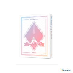 [DVD] 트와이스 - TWICELAND THE OPENING [ENCORE] DVD