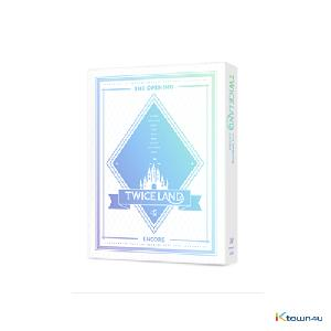 [블루레이] 트와이스 - TWICELAND THE OPENING [ENCORE] Blu-ray