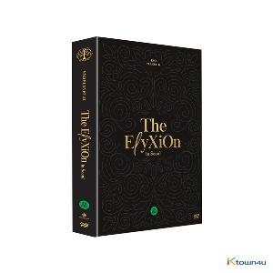 [DVD] 엑소 - EXO PLANET #4 -The ElyXiOn in Seoul DVD