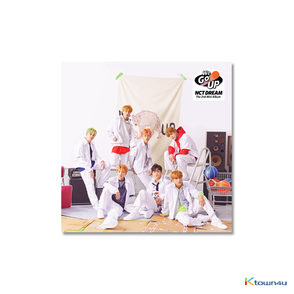 NCT DREAM - Mini Album Vol.2 [We Go Up] *Preorder benefit Crew card 1p (on pack) + Poster 2p
