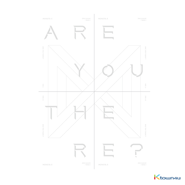 MONSTA X - Album Vol.2 [ARE YOU THERE?]