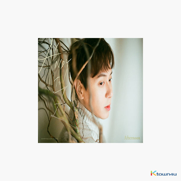 SHINHWA : ANDY : Album [A'NDY to Z – 선호:하다] (Afternoon Ver.)
