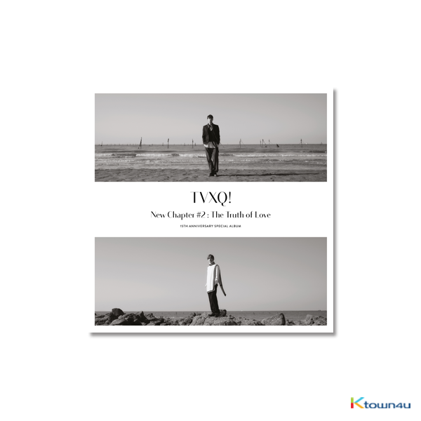 TVXQ! - Debut 15th Anniversary Album [New Chapter #2: The Truth of Love]