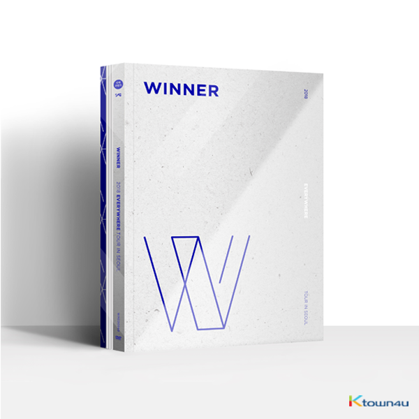 [DVD] 위너 - WINNER 2018 EVERYWHERE TOUR IN SEOUL DVD