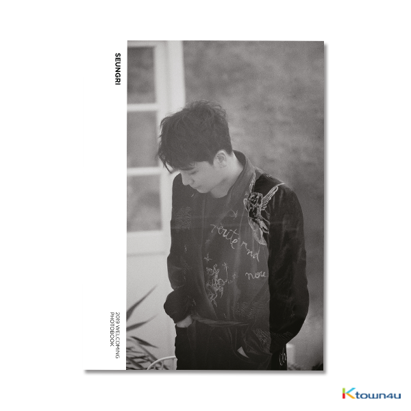 [포토북] 빅뱅 : 승리 - SEUNGRI 2019 WELCOMING PHOTOBOOK