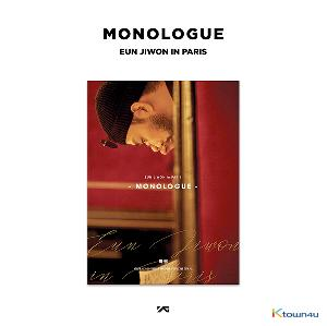 [패키지&DVD] 젝스키스 : 은지원 - [MONOLOGUE] EUN JIWON in PARIS (RED WINE 버전)