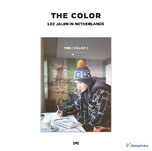 [패키지&DVD] 젝스키스 : 이재진 - [THE COLOR] LEE JAIJIN in NETHERLANDS (DRAWING 버전)