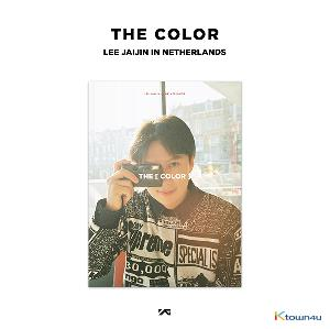 [패키지&DVD] 젝스키스 : 이재진 - [THE COLOR] LEE JAIJIN in NETHERLANDS (CAMERA 버전)