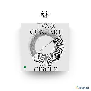 [DVD] 동방신기 - TVXQ! CONCERT -CIRCLE- #welcome DVD