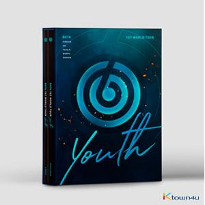 [DVD] 데이식스(DAY6) - DAY6 1ST WORLD TOUR 'Youth' DVD