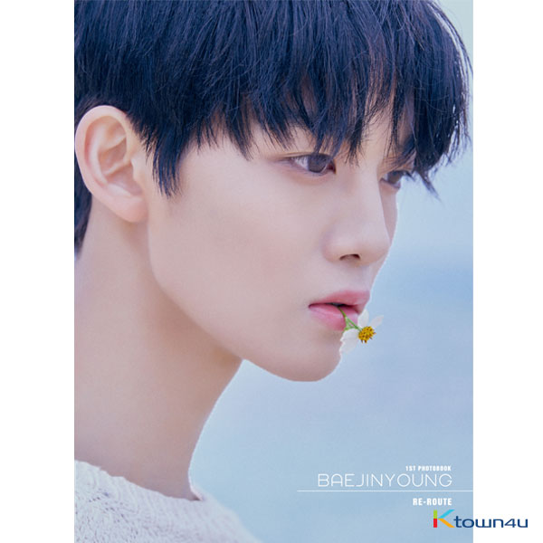 [화보집] 배진영 - 1ST PHOTOBOOK BAEJINYOUNG [RE-ROUTE]
