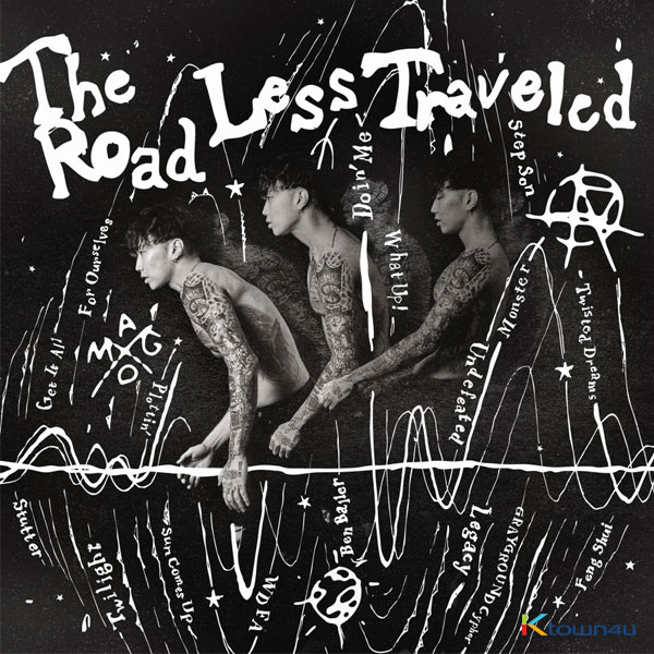 박재범 - 앨범 [The Road Less Traveled]