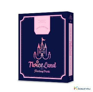 [블루레이] 트와이스 - TWICE 2ND TOUR 'TWICELAND ZONE 2:Fantasy Park' Blu-ray