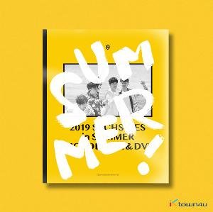 [포토북&DVD] 젝스키스 - 2019 SECHSKIES in SUMMER PHOTOBOOK & DVD
