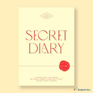 [포토북] 아이즈원 - SPRING COLLECTION [SECRET DIARY] (PHOTOBOOK PACKAGE)