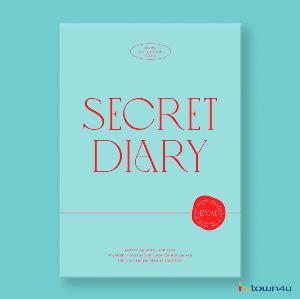 [캘린더] 아이즈원 - SPRING COLLECTION [SECRET DIARY] (CALENDAR PACKAGE)