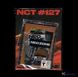 NCT 127 - 정규앨범 2집 [NCT #127 Neo Zone] (T 버전) *4/10일이후 순차발송