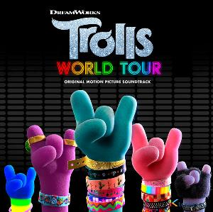 트롤 : 월드 투어 O.S.T (트랙리스트 : 레드벨벳) (Trolls World Tour Original Motion Picture Soundtrack)