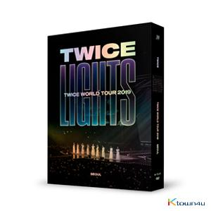 [DVD] 트와이스 - TWICE WORLD TOUR 2019 'TWICELIGHTS' IN SEOUL DVD