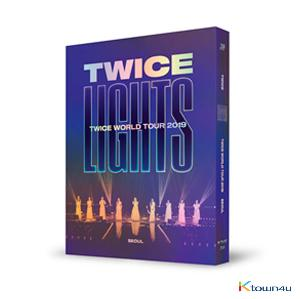 [블루레이] 트와이스 - TWICE WORLD TOUR 2019 'TWICELIGHTS' IN SEOUL BLU-RAY