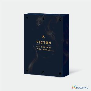 [DVD] 빅톤 - VICTON 1ST CONCERT [NEW WORLD] DVD