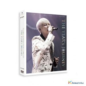 [DVD] 신혜성 - 2013~2014 SHIN HYE SUNG CONCERT THE YEAR'S JOURNEY DVD
