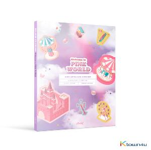 [DVD] 에이핑크 - 2020 Apink 6th Concert DVD [Welcome to PINK WORLD]