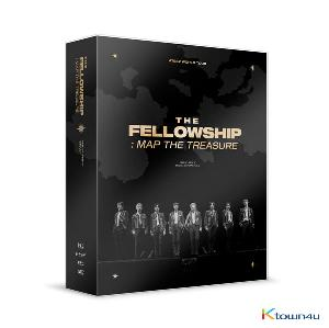 [DVD] 에이티즈 - ATEEZ WORLD [TOUR THE FELLOWSHIP : MAP THE TREASURE SEOUL DVD]