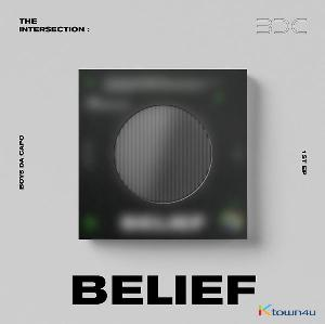BDC - EP앨범 [THE INTERSECTION : BELIEF] (MOON 버전)