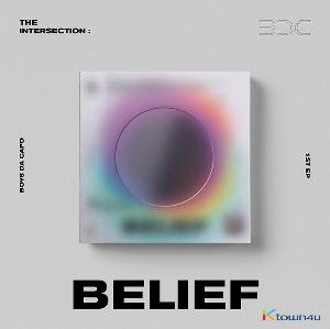 BDC - EP앨범 [THE INTERSECTION : BELIEF] (UNIVERSE 버전)