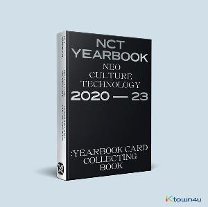 NCT - NCT - NCT YEARBOOK Card Collecting Book