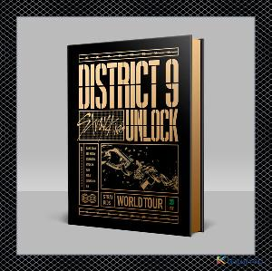 [DVD] 스트레이키즈 - Stray Kids World Tour World Tour 'District 9 : Unlock' in SEOUL