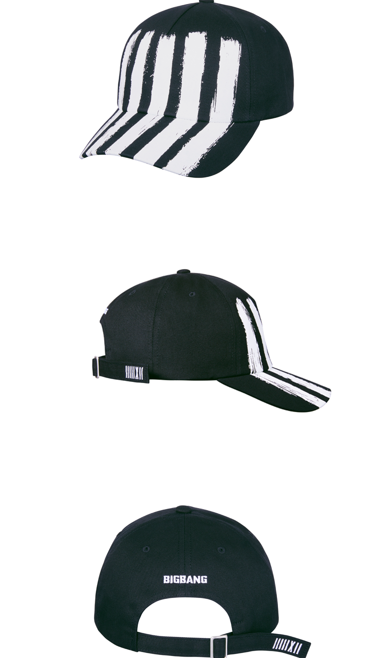 [LASTDANCE] [BIG BANG] NONA9ON - [ACC] BIGBANG BALLCAP (WHITE)